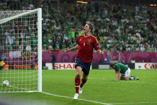2012年欧洲杯金靴奖出炉:托雷斯加冕 C罗第6