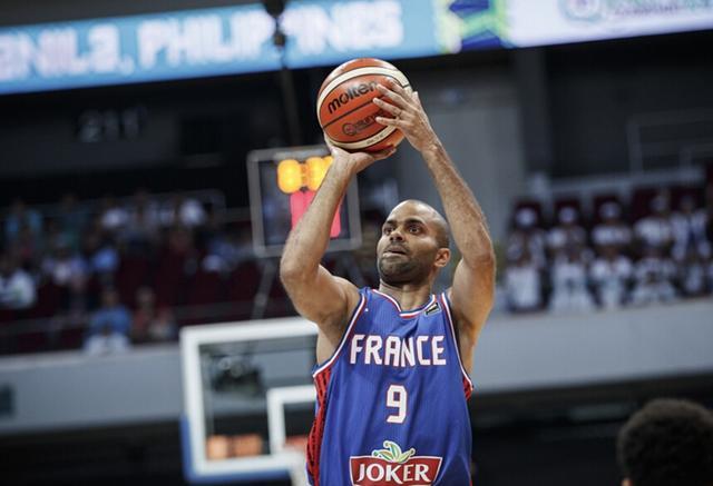 男篮劲敌公布奥运名单:帕克领衔 5名NBA现役