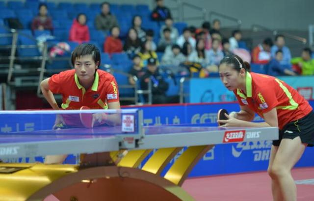 乒超女团卫冕冠军命悬一线  鲁能武汉齐鲁提前进4强