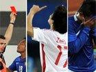 国奥靠三张红牌获胜?