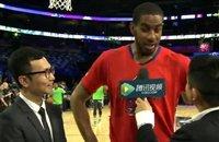 独家专访阿德:没想过拿MVP 全明星目标拿10分