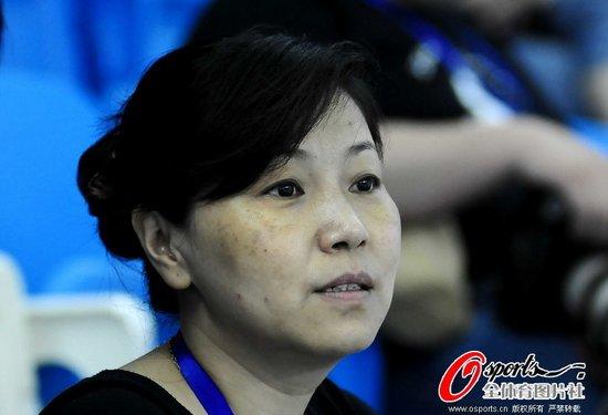 周继红拒绝预测奥运成绩 警告陈若琳控制体重