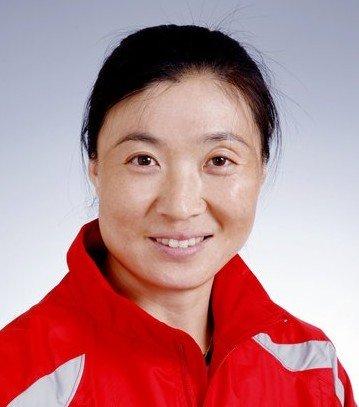 中国女曲主力队员——唐春玲