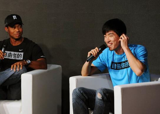 刘翔透露正修正技术环节 成绩至少提高0.1秒