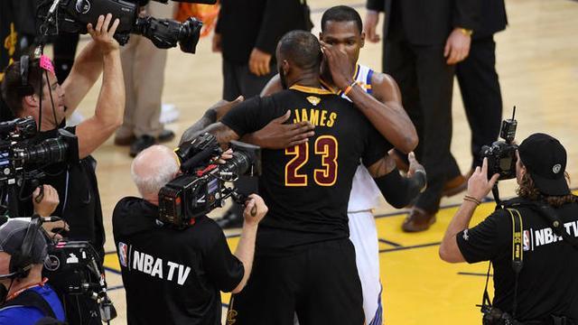 阿杜:敢打赌LBJ不会离开 骑士会卖篮网选秀权