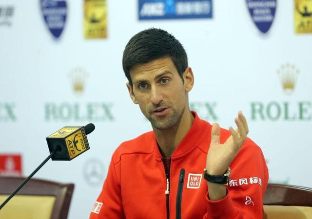 小德:已改变对网球态度 放弃追逐费德勒纪录