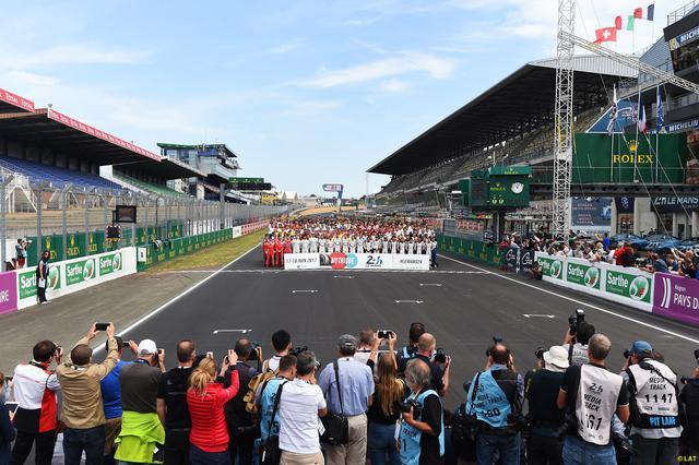 勒芒24h赛中国车队夺组别冠军 获总成绩第二名