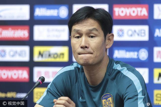 苏宁宣布崔龙洙辞职 亚冠出局中超低迷成主因