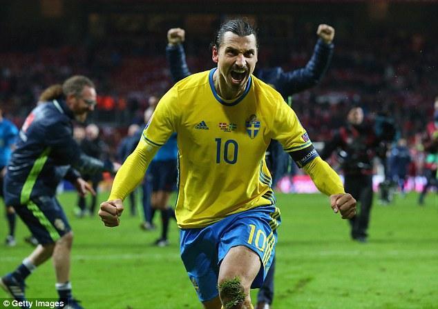 爱尔兰VS瑞典前瞻:两队争开门红 伊布冲纪录