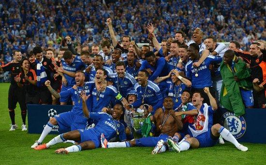 欧冠-切尔西点球大战5-4胜拜仁 历史首次捧杯