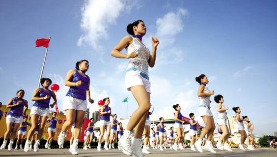 2016湖南全民挑战日重启!群众体育你来挑战