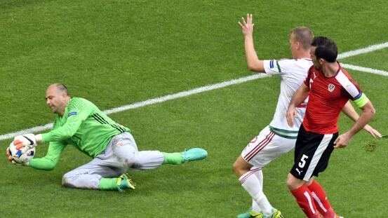"""匈牙利""""秋裤哥""""退出国家队 欧洲杯创一纪录"""