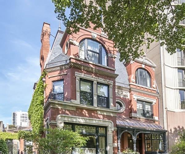 韦德芝加哥安家 将租黄金海岸豪宅面积超千平