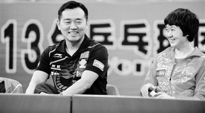 """世界杯团体赛 孔令辉不愿新人""""搭车""""当冠军"""