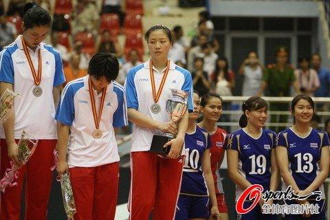 女排8月亮相大奖赛香港站 首场对泰国欲复仇
