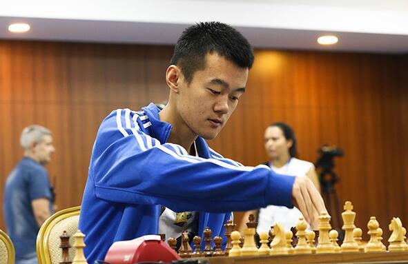 丁立人书写中国国际象棋历史 世界杯闯入四强