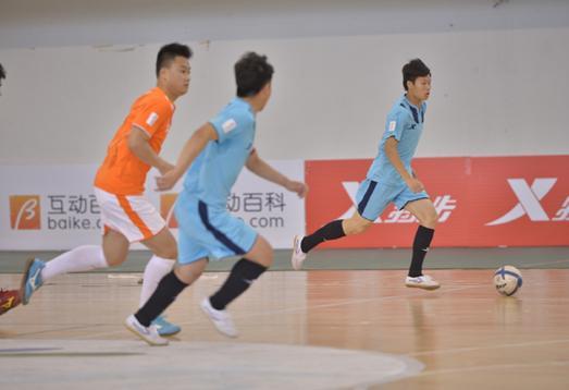 大五联赛重庆赛区 重庆大学入围南大区决赛