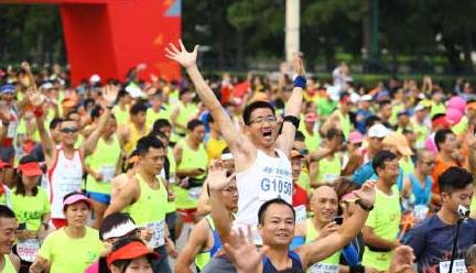 2015北京马拉松-专家 马拉松运动火热背后有三大 靠山