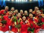 中国女排逆转夺冠收官