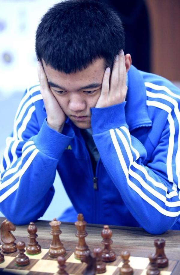 丁立人闯入决赛 中国国象就这样来到突破口