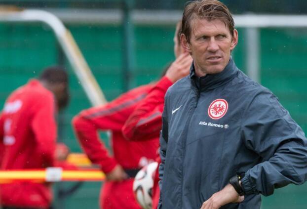 门将教练:国安训练设施堪比德甲 长远目标夺冠