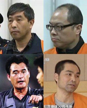 足坛反赌一审宣判:陆俊获刑5年半 黄俊杰7年
