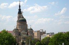 乌克兰第二大城:哈尔科夫