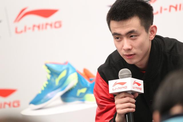 赵继伟:入选星锐机会难得 新秀就要敢打敢拼