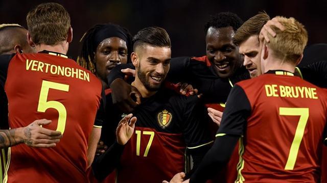 FIFA排名:比利时仍居首 中国亚洲第8世界82