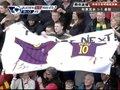 视频:曼联夺冠现中文标语 巴萨,你是下一个
