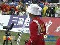 视频:射箭男团决赛 15箭后中国队领先2环