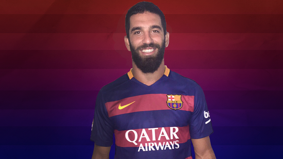 Turan receiving official website Interview: Barcelona were attracted Value
