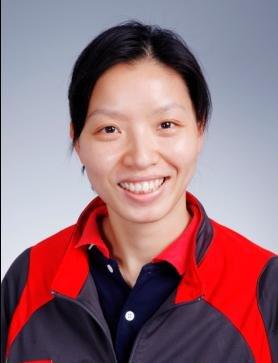 腾讯网冠军前方报道团成员之——杨维