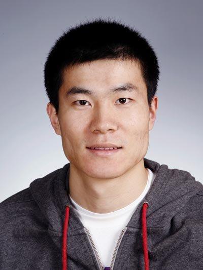 2011上海田径黄金大奖赛选手--史冬鹏