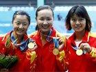 网球女团中国金花绽放