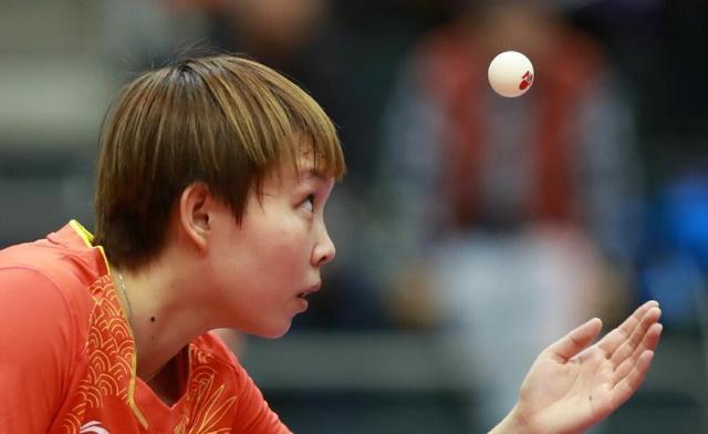 德乒赛:中国6将挺进女单8强 张继科张本一轮游