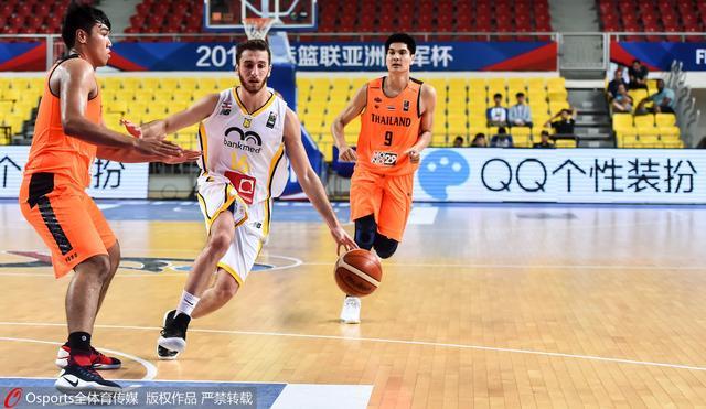 篮球亚冠-西亚豪门胜泰国冠军 4强战伊朗霸主