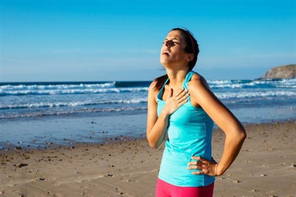 马拉松赛如何呼吸有诀窍 三步骤帮你提升成绩