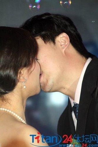 王敬之婚礼感谢总局感谢领导 谭雪婚礼噙热泪
