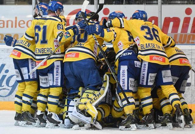 冰球史加时纪录被打破 挪威联赛惊现8个加时