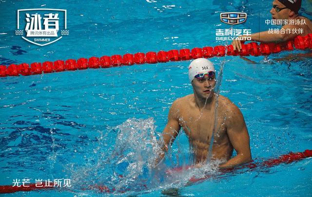 中国泳军:孙杨徐嘉余扛把子 02年小将震泳坛