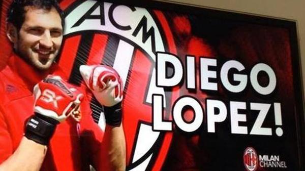 米兰频道宣布洛佩斯加盟 加总:交易完成99%