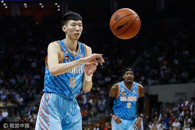 新疆高层确认周琦将离队前往NBA:他独一无二