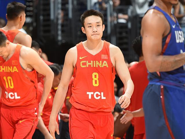男篮红队世预赛最新16人名单:丁彦雨航领衔
