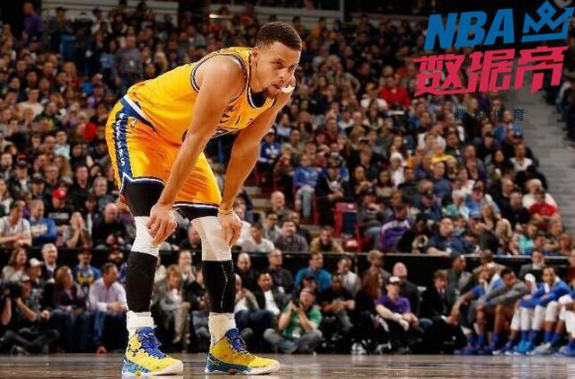 数据帝:库里创NBA纪录 巴特勒一纪录超皮蓬
