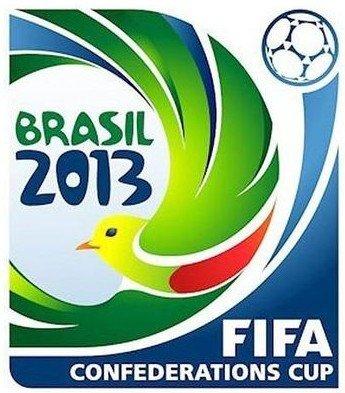 巴西2013年联合会杯队徽-巴西联合会杯会徽公布 小罗表态想要为国征图片