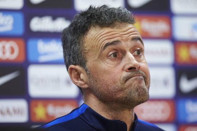 恩里克:逆转晋级很难 拒赴FIFA颁奖100%正确