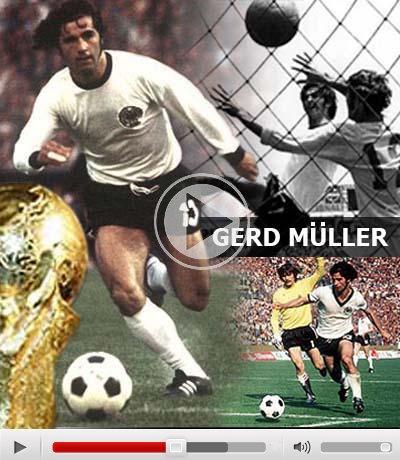 盖德穆勒 2014巴西世界杯图片