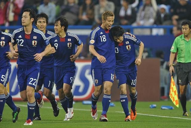 日本公布世界杯23人名单:香川本田领衔群星