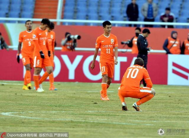 足协:鲁能可算中国足球发展过程中的一面镜子